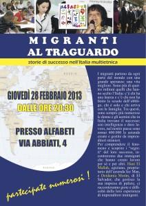 Migranti al traguardo evento 2013(1)
