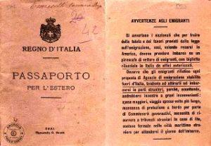 passaporto_Archivio_Fondazione_Cresci