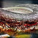 Stadio di Pechino - Olimpiadi 2012