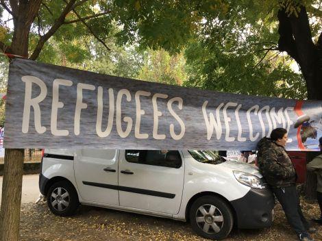 Milano accoglie i rifugiati