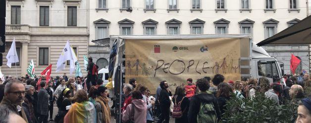 """I sentimenti dell'accoglienza. 2 marzo 2019 – """"People prima le persone"""""""