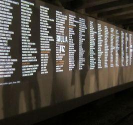 Visita al Memoriale della Shoah – per non dimenticare di cosa è capace l'uomo