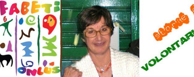 Anna, volontaria di ferro